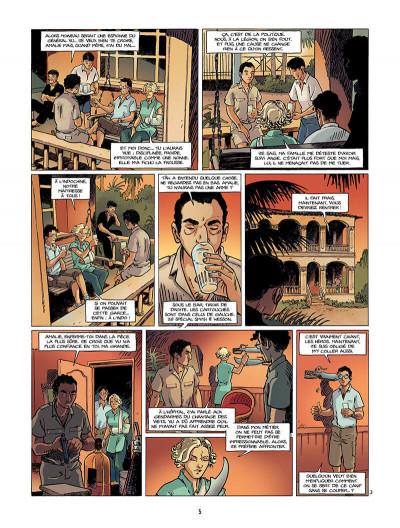 Page 6 La Rafale Tome 3 - Terminus Saïgon