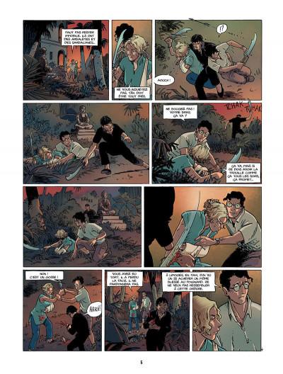 Page 7 La Rafale Tome 3 - Terminus Saïgon