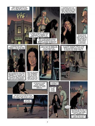Page 8 La Rafale Tome 3 - Terminus Saïgon