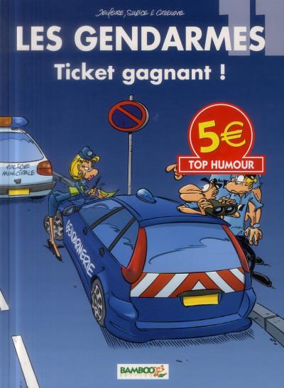 image de Les Gendarmes Tome 11 - Top Humour 2014