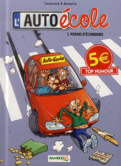 image de L'Auto École Tome 4 - Top Humour 2014
