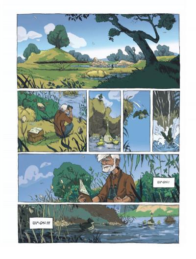 Page 2 L'Envolée sauvage - Intégrale 1er cycle
