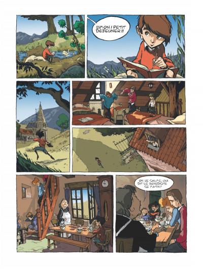 Page 3 L'Envolée sauvage - Intégrale 1er cycle
