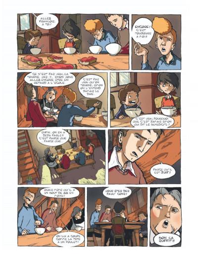 Page 4 L'Envolée sauvage - Intégrale 1er cycle