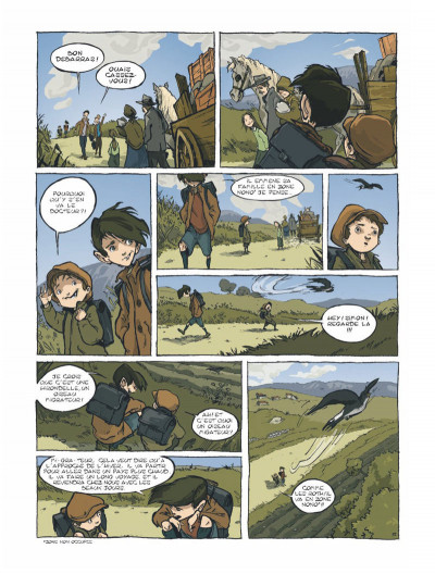 Page 6 L'Envolée sauvage - Intégrale 1er cycle