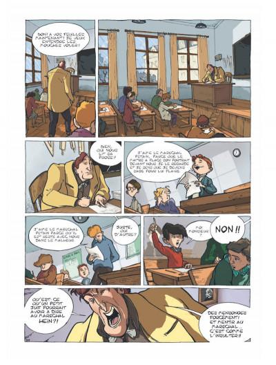 Page 8 L'Envolée sauvage - Intégrale 1er cycle