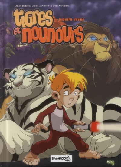 image de Tigres et Nounours - Intégrale 2ème voyage