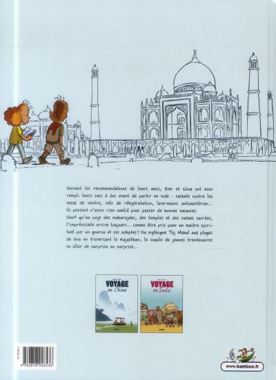 Dos Voyage en Inde