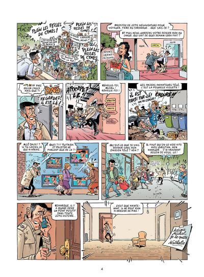 Page 5 Docteur Cymes Tome 1 - La Vanne de trop…