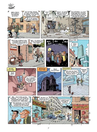 Page 8 Docteur Cymes Tome 1 - La Vanne de trop…