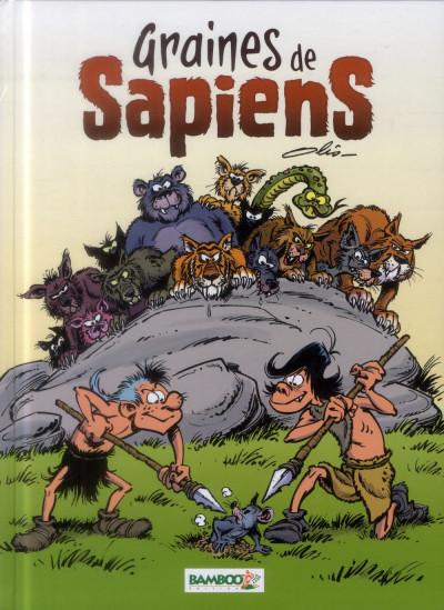 image de Graines de sapiens Tome 1