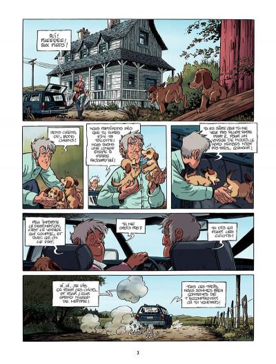 Page 4 Le train des orphelins tome 4