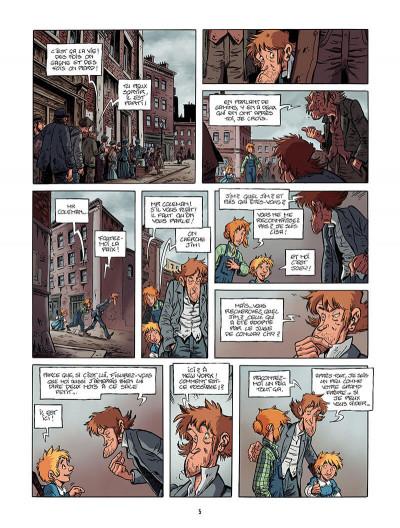 Page 6 Le train des orphelins tome 4