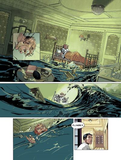 Page 4 S.O.S Lusitania tome 2 - 18 minutes pour survivre