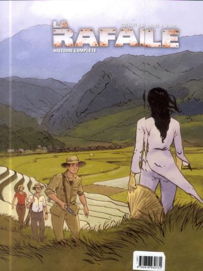 Couverture La Rafale - Écrin Tome 1 à Tome 3