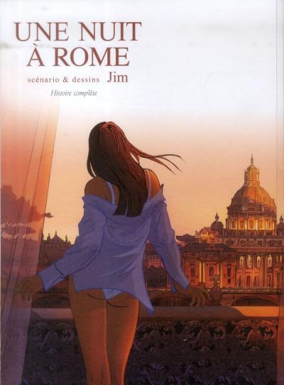 Couverture Une nuit à Rome - Écrin Tome 1 + Tome 2
