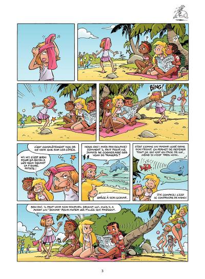 Page 4 Sunny Bay Tome 3 - Hawaï Love