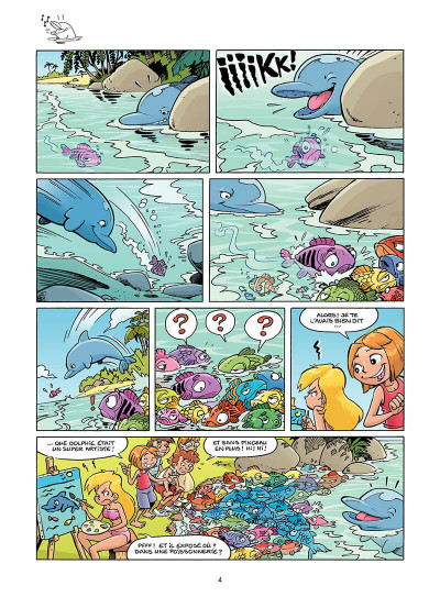 Page 5 Sunny Bay Tome 3 - Hawaï Love