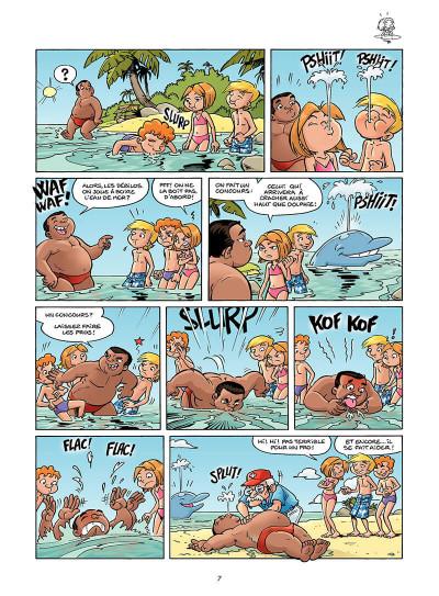 Page 8 Sunny Bay Tome 3 - Hawaï Love
