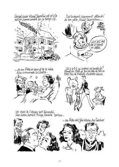 Page 8 Gérard Depardieu - Le Biopic en BD