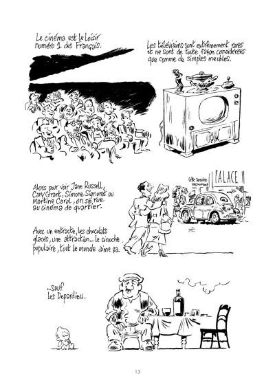 Page 9 Gérard Depardieu - Le Biopic en BD
