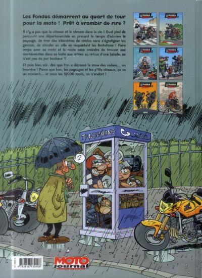 Dos Les Fondus de moto Tome 6