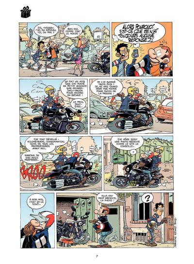 Page 8 Les Fondus de moto Tome 6
