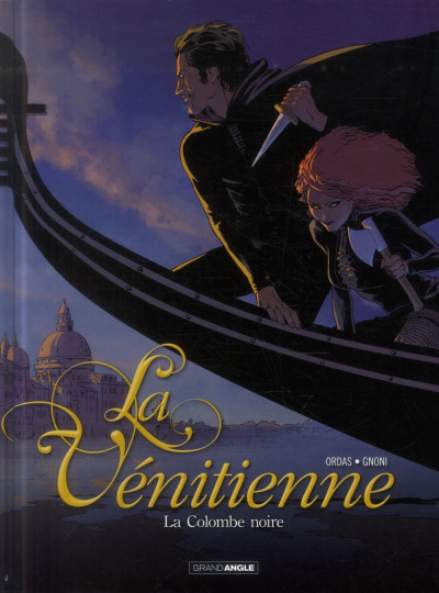 image de La Vénitienne tome 1 - La Colombe noire