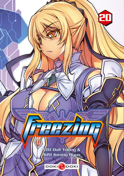 image de Freezing tome 20