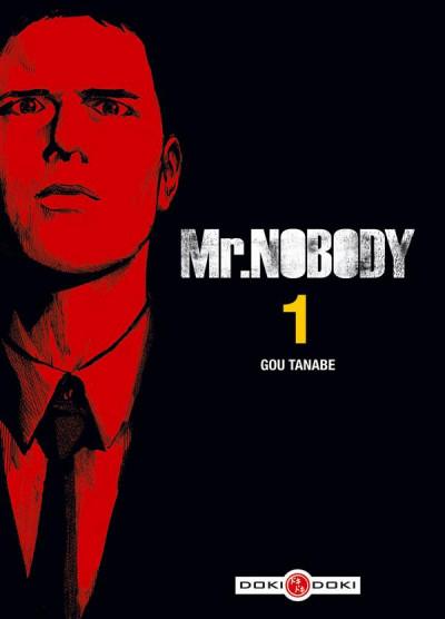 Couverture Mr Nobody tome 1
