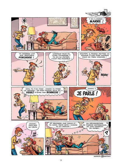 Page 4 Boulard tome 2 - En mode love
