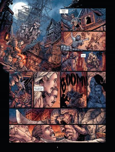Page 3 La Belle et la Bête tome 2