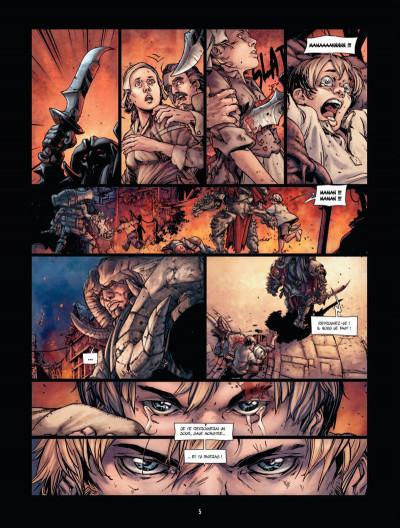 Page 4 La Belle et la Bête tome 2