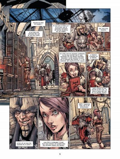 Page 5 La Belle et la Bête tome 2