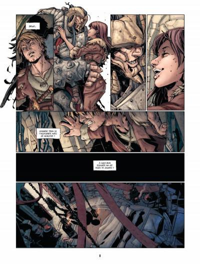 Page 7 La Belle et la Bête tome 2