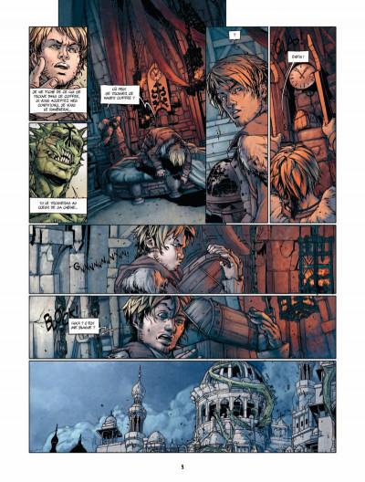 Page 8 La Belle et la Bête tome 2