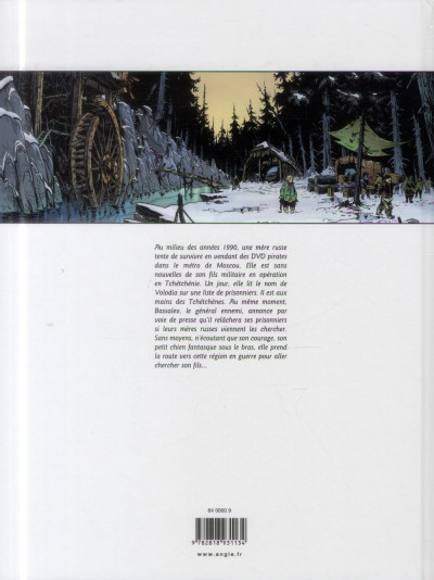 Dos Amère Russie tome 1