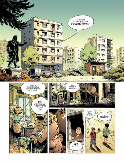 Page 1 Amère Russie tome 1