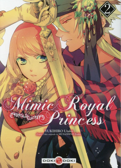 image de Mimic royal princess tome 2