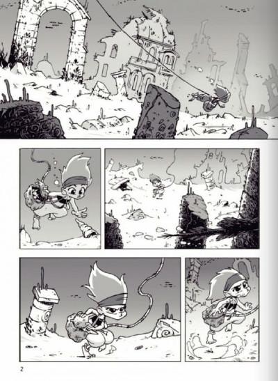 Page 3 Appa tome 1 - Boule de poils