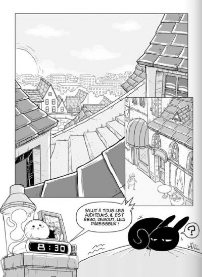 Page 1 Isaline tome 1 - Sorcellerie culinaire