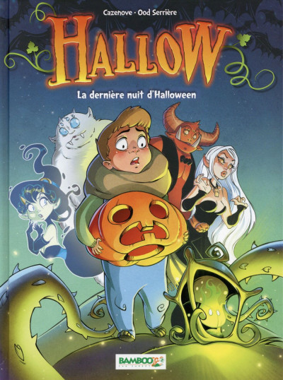 Couverture Hallow tome 1