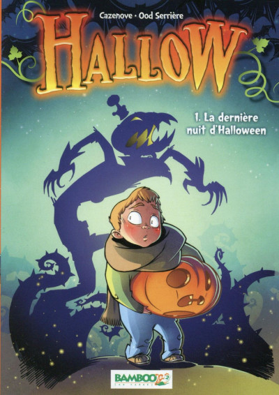 Couverture Hallow tome 1 (manga)
