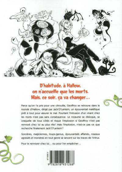 Dos Hallow tome 1 (manga)