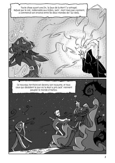 Page 8 Hallow tome 1 (manga)
