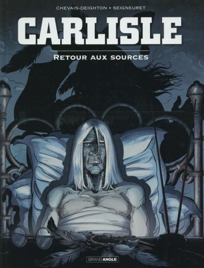 image de Carlisle tome 2 - Retour aux sources