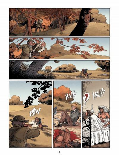 Page 2 Carlisle tome 2 - Retour aux sources