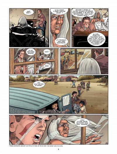 Page 3 Carlisle tome 2 - Retour aux sources