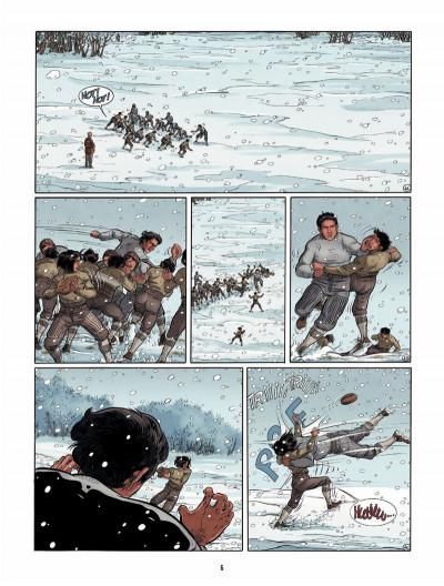 Page 5 Carlisle tome 2 - Retour aux sources