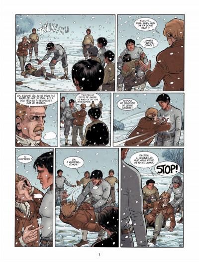 Page 6 Carlisle tome 2 - Retour aux sources